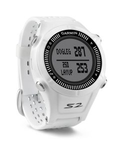 montre golf garmin approach s2 blanche
