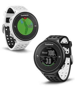 test de montre gps golf
