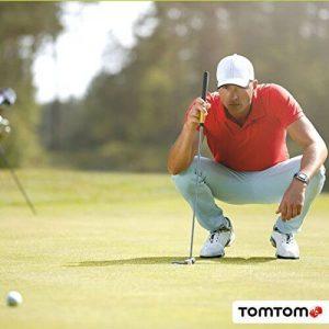 gps tom tom golfer blanche