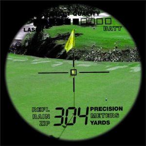 Test du Bushnell Medalist Laser