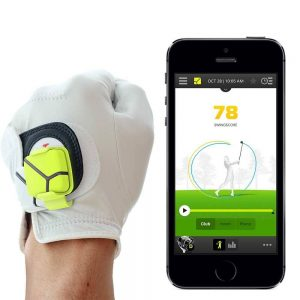 radar golf Zepp