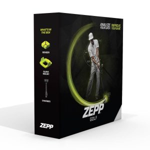 zepp Golf analyseur swing