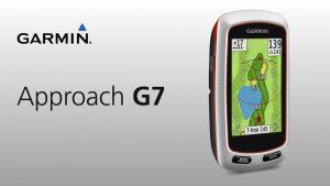 Garmin Approach G7 Golf