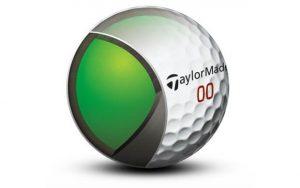 balle de golf taylormade