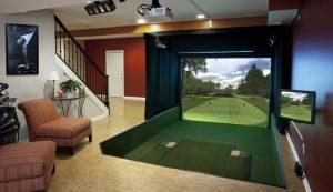 simulateur golf prix