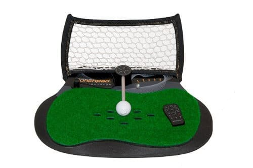 simulateur golf optishot