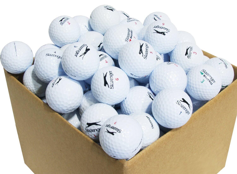 balles de golf pas cher slazenger