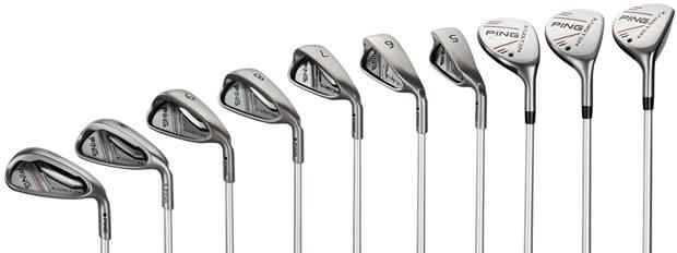 golf série fer pas cher