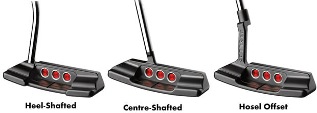 shaft putter golf