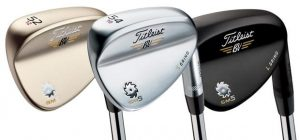 wedges cleveland titleist taylormade