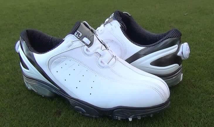chaussures golf femme test avis