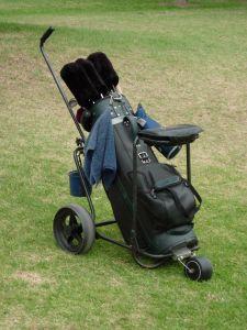 Sac golf chariot