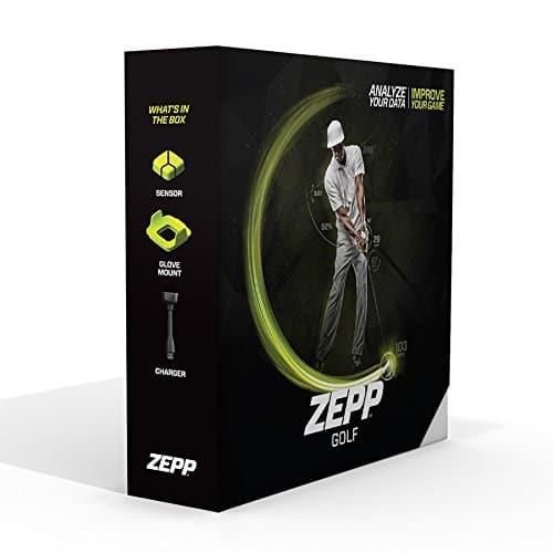 Analyseur de swing de golf 3D de Zepp
