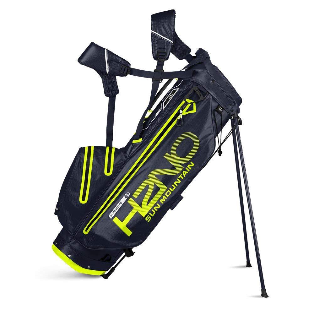 sac de golf trépied H2NO Super lite imperméable de Sun Mountain
