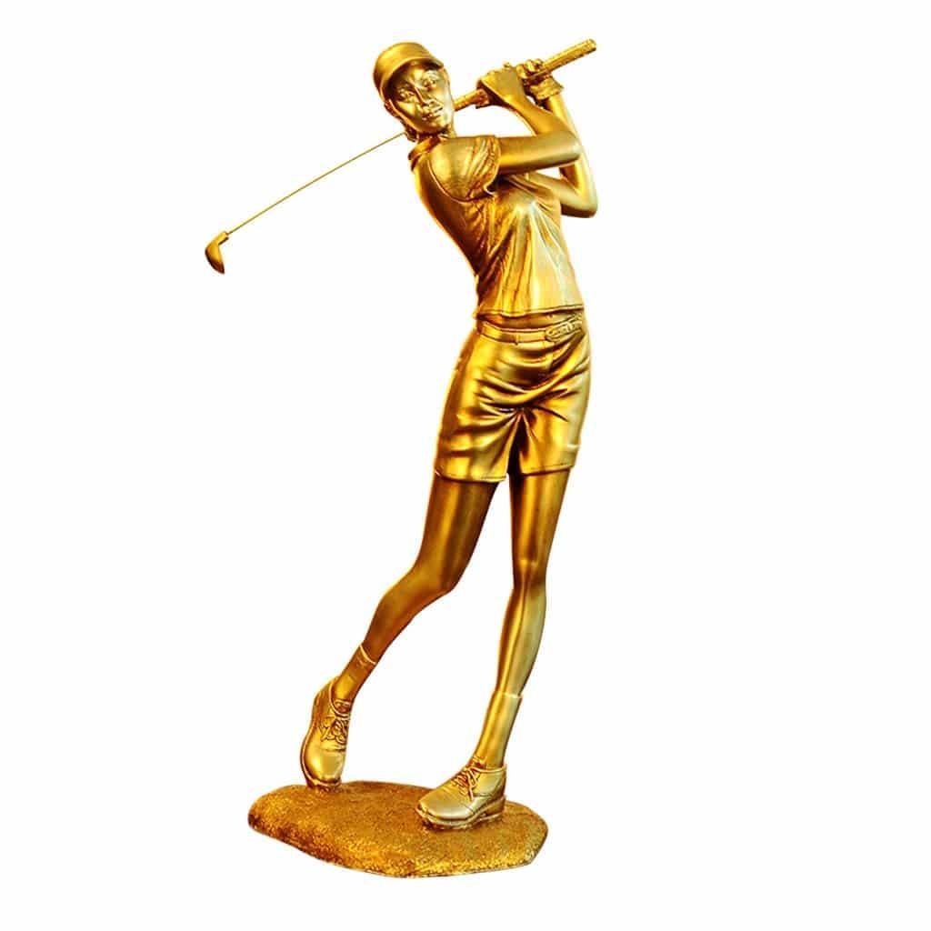 Statue golfeur Xinkon